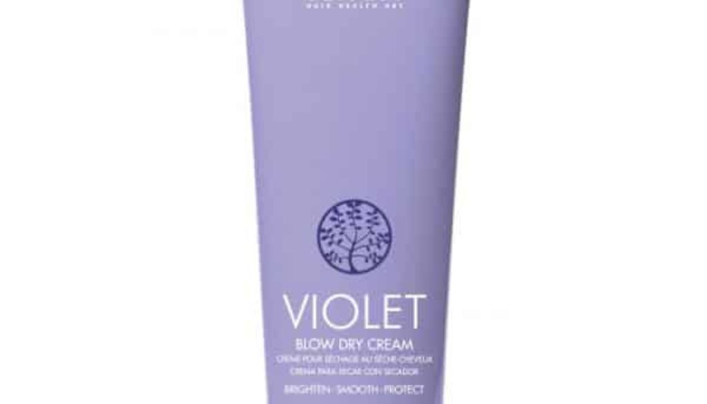 VIOLET BLOW DRY CREAM 4 OZ